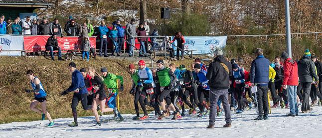 Startschuss auf dem Sportplatz in Büscheich (Foto: SV Gerolstein)