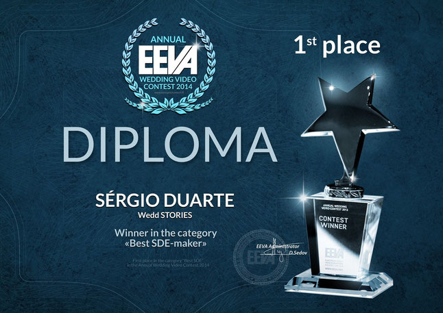 Sergio Duarte Premios Internacionais Ouro