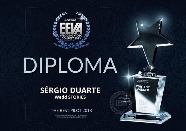 Sergio Duarte Award Gold Awards International