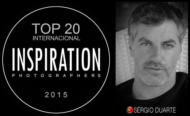 Sergio Duarte Premios Internacionais Top 20 Inspiration