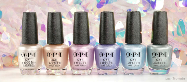 OPI • Neo Pearl Collection (spring/summer 2020)