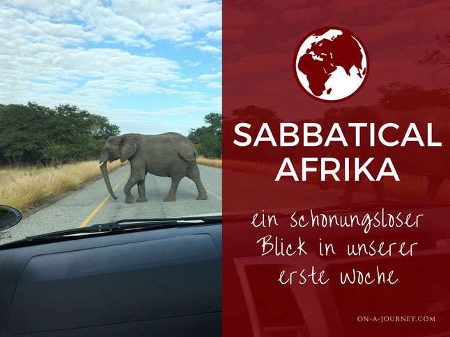 Namibia-Route