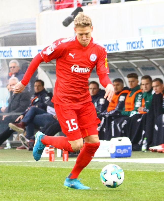 Johannes van den Bergh. Foto: Patrick Nawe