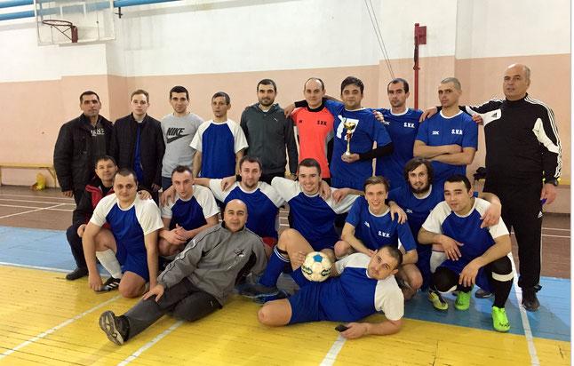 Федерация Футбола Первомайского Района: Федерация Футбола Первомайского Района