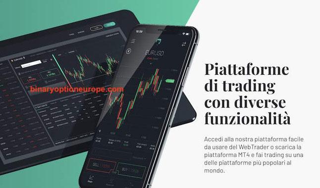 investous piattaforma di trading truffa