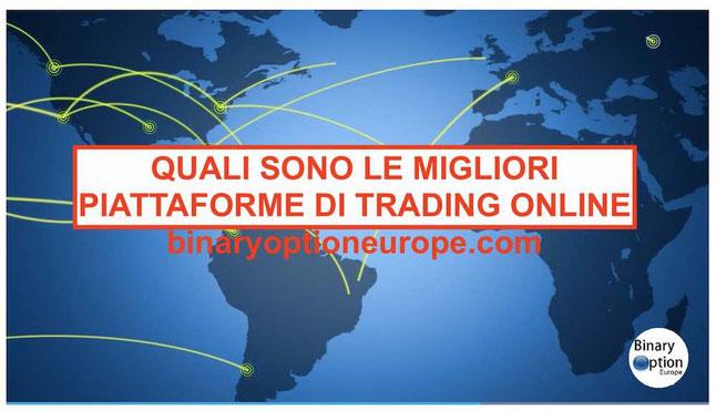 Migliori Piattaforme Trading Online italiane Lista 2018-2019