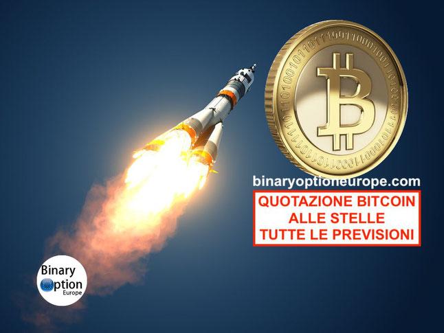 quotazione bitcoin previsioni 2018