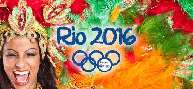 olimpiadi rio 2016 trading
