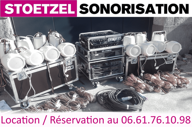 Sonorisation pro