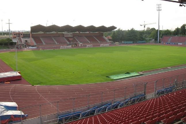 Le stade Dominique-Duvauchelle de Créteil