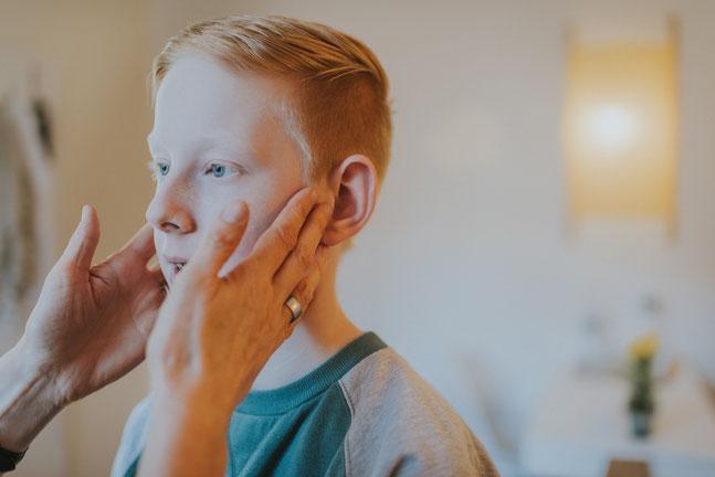 Osteopathie für Kinder und Jugendliche