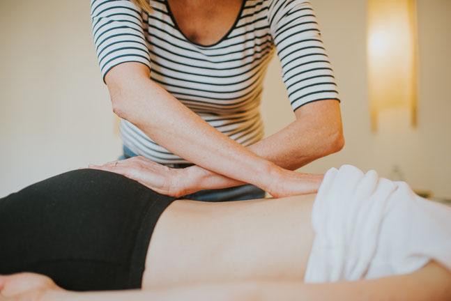 Osteopathie - Rücken und Beweglichkeit