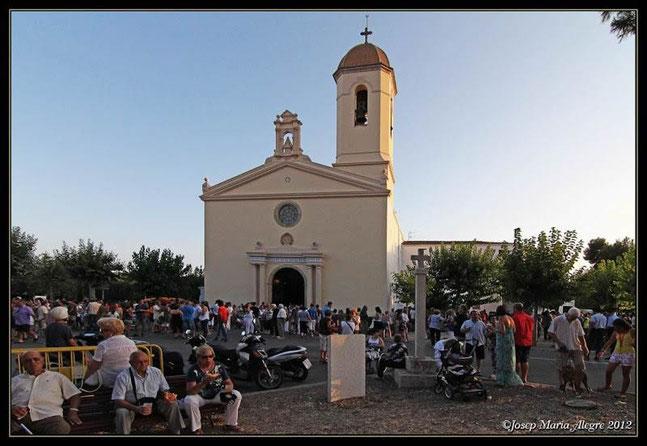 Sitges Festa Ermita del Vinyet