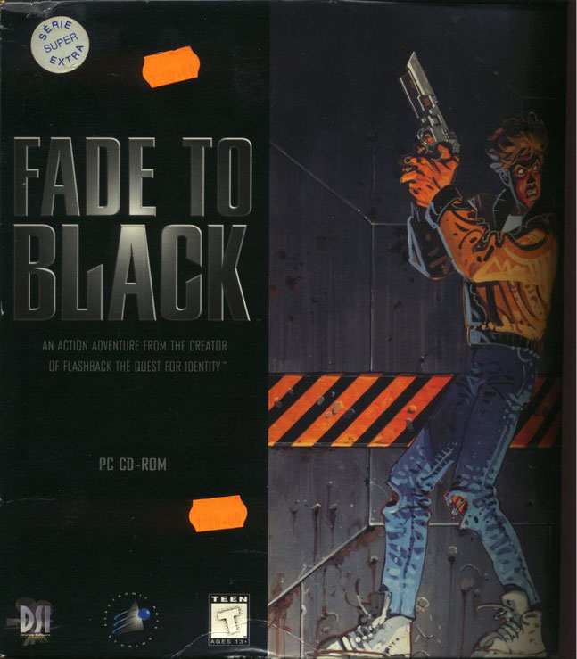 Fade to Black game