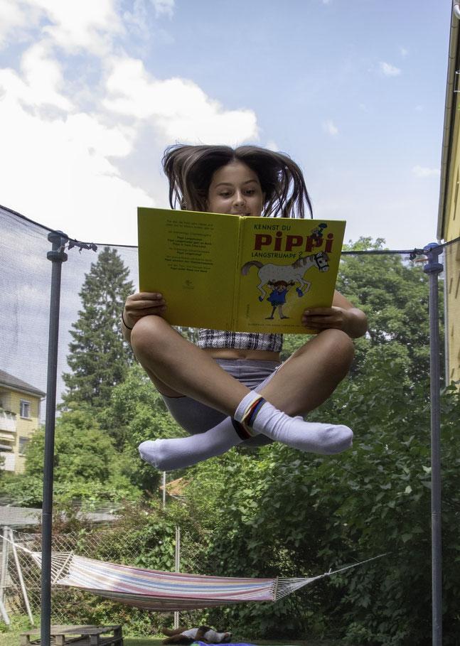 Ivo - Foto 5 - Lesen verleiht Flüüügel