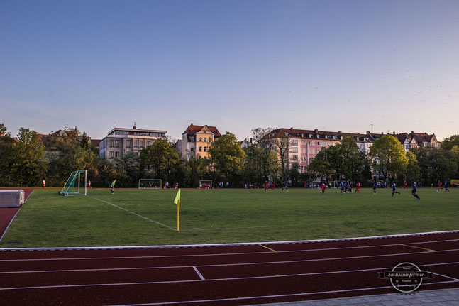 Sportanlage Deutschherrnwiese