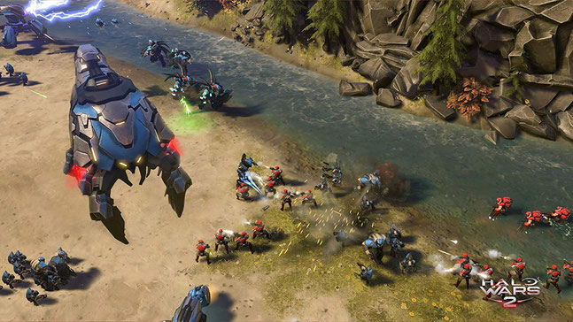 Beste Strategiespiele: Halo Wars 2