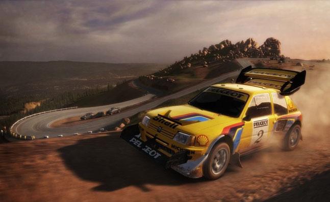 Rennspiele PS4: DiRT Rally 2.0
