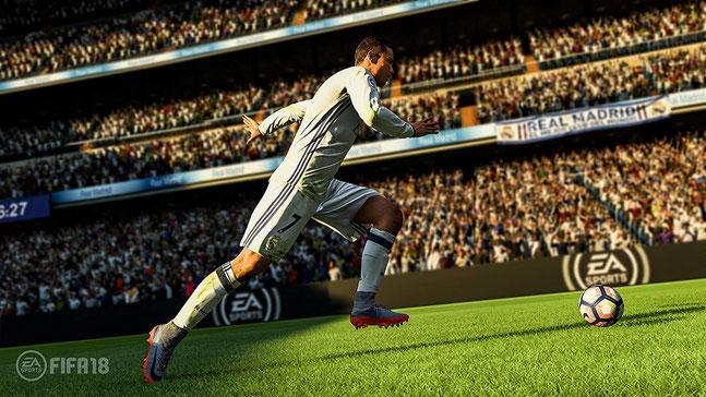 PS3 Sportspiele: FIFA 18