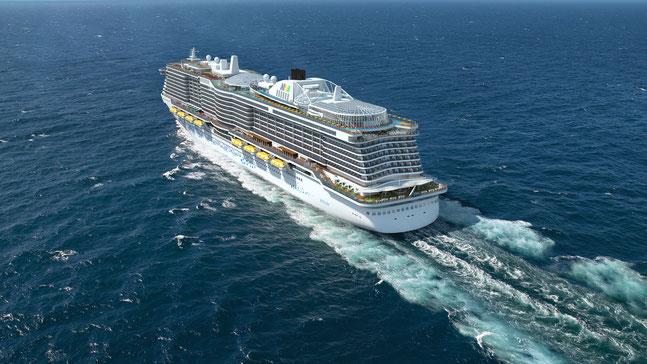 Bildquelle: AIDA Cruises & PARTNER SHIP DESIGN