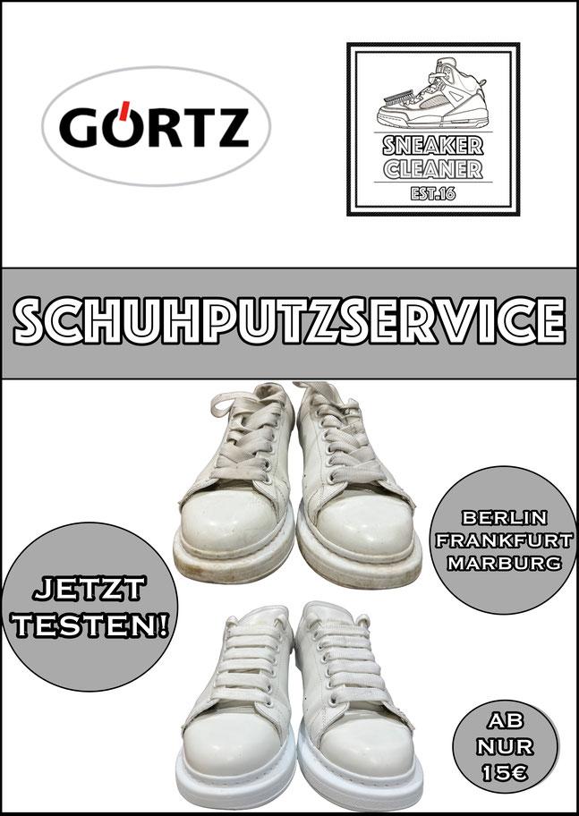 Sneaker reinigen, Sneaker, Sneakers, Sneaker reinigen lassen, Sneakers reinigen lassen, Sneakerreinigung, Frankfurt, Frankfurt am Main, FFM, Turnschuhe, Turnschuhe