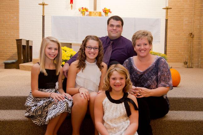 Chladek family