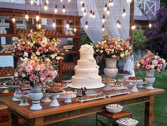 boda estilo vintage