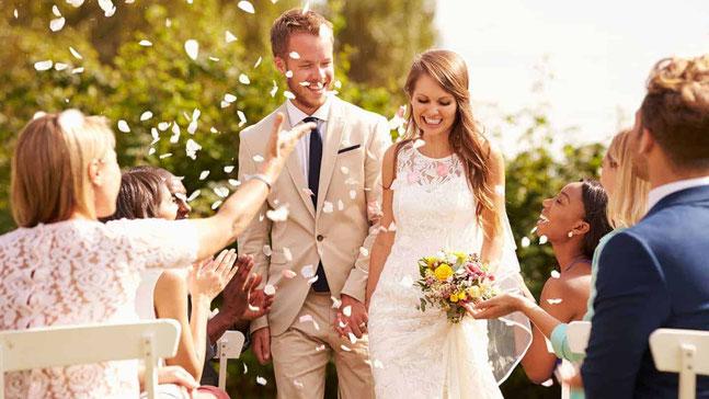 significado de soñar con un matrimonio