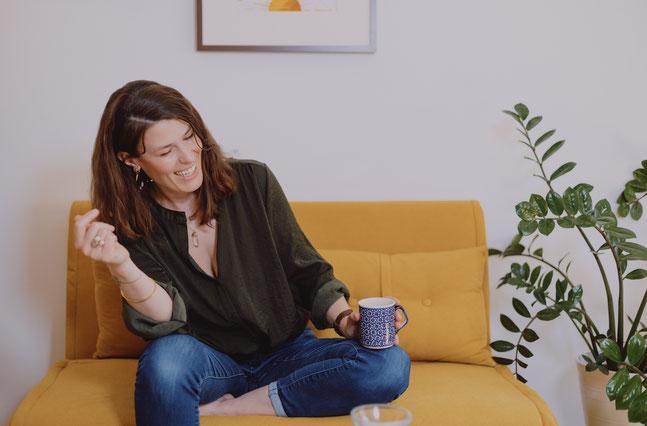 Susanna Kubarth, zertifizierte Geld & Wert Coach