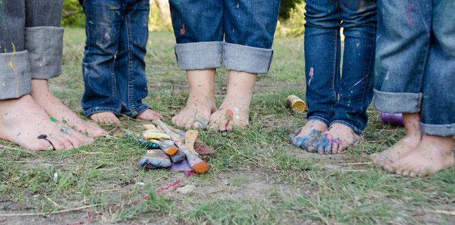 Glücklich, harmonisch und einig - macht das eine glückliche Familie aus?