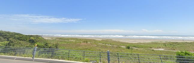 片貝右側2 千葉サーフポイント 山武エリア サーファーズオーシャンSurfersOcean