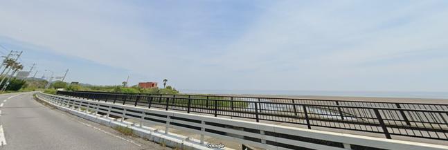 丸山川河口2 千葉サーフポイント 南房総エリア サーファーズオーシャンSurfersOcean