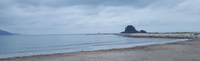 白浜(鳥居浜)サーフポイント【関西サーフポイント58】