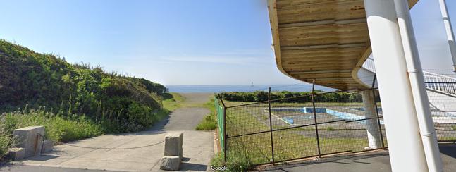 プール下2 湘南サーフポイント 平塚・大磯エリア サーファーズオーシャンSurfersOcean