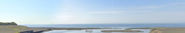 花水川河口2 湘南サーフポイント 平塚・大磯エリア サーファーズオーシャンSurfersOcean