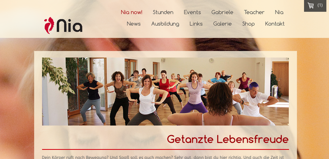 Website Erstellung Nia