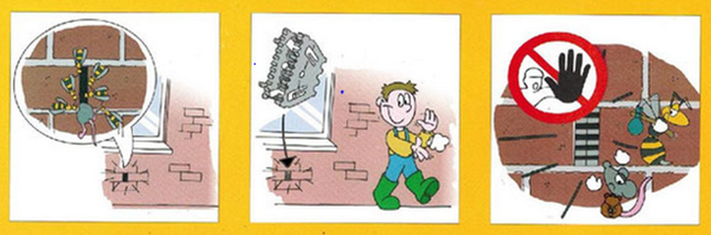 Bienenbeisser® - Schützen Sie Ihr Haus und Ihre Dämmung vor Ungeziefer. - JETZT ab Lager bei LÜCK & LÜCK
