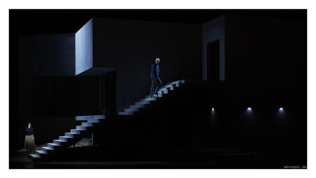 heart chamber by chaya czernowin world premiere @ deutsche oper berlin, berlin.DE  // photo and copyright by manfred h. vogel / mhvogel.de