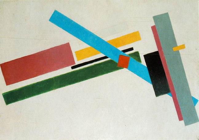Kasimir Malewitsch - Suprematismus
