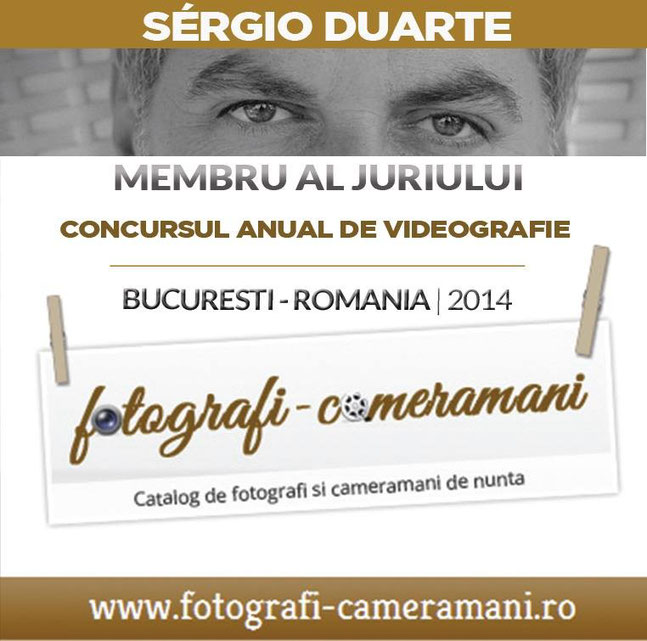 Sergio Duarte Judge Contest Romania