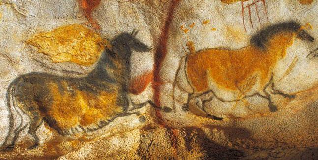 la grotte de lascaux analyse visuel