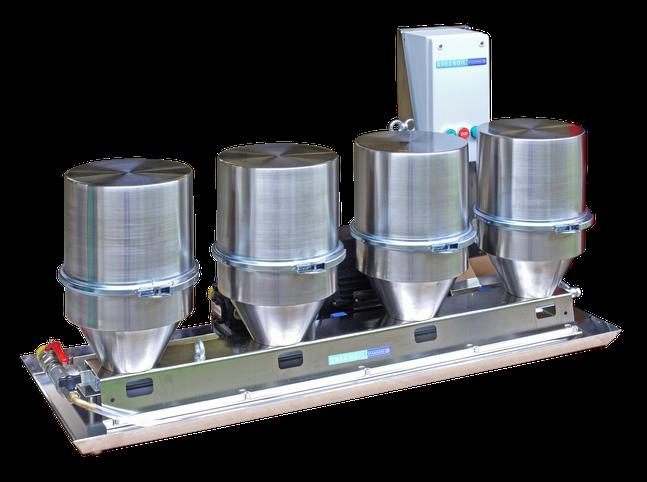 Greenoil Filteranlage