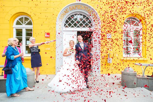 Hochzeitsfotograf Hamburg für russische Hochzeiten.