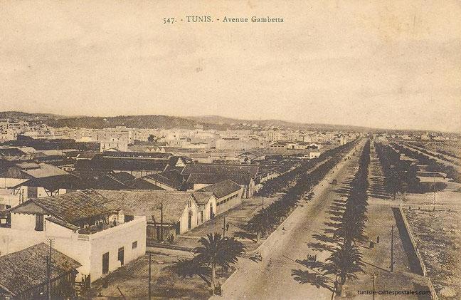 Actuelle Avenue Mohamed V