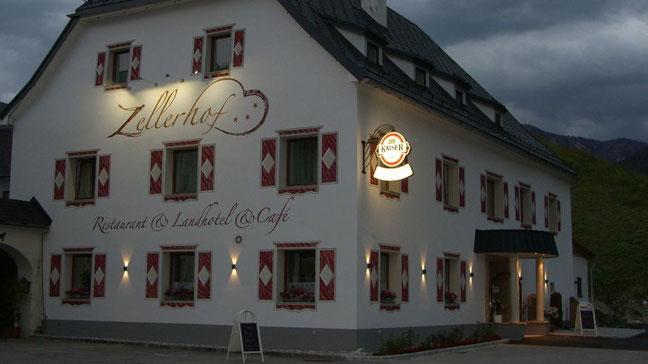 Zellerhof (ca 5 Gehminuten)