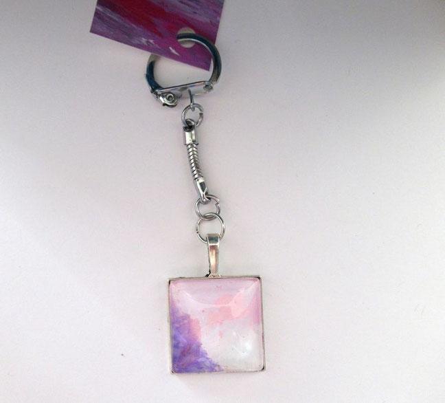 porte-clefs-original-rose-nacre-irise-porte-clefs-anneau-perdre-ses-clefs-royan-art-collection-deco