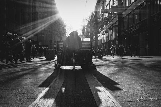 Hamburg, Street, 2016