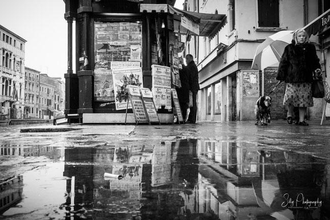 Italien / Venedig, Venezia, Street, 2017, © Silly Photography