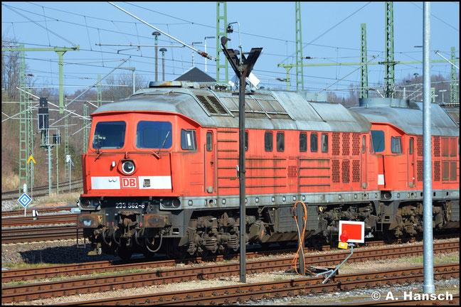 Am 5. April 2020 steht die Lok zum Abtransport gen Polen bereit