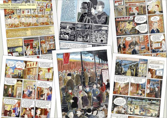 Zu Coco Schumanns 90. Geburtstag erscheint eine Graphic-Novel von Niels Schröder und Caroline Gille, die sein bewegtes Leben erzählt. Als Überlebender des Holocaust ist Coco Schumann ein bedeutender Zeitzeuge der Geschichte.